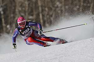 Chemmy Back On Skis At Last