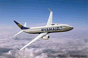 Ryanair To Reduce UK Winter Flights