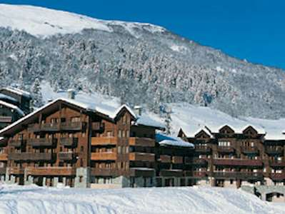 Résidence Pierre & Vacances  Les Chalets du Morel - 3 room 7/8 persons '3 suns'