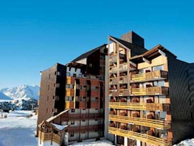 Résidence Maeva Les Mélèzes - 2-room superior cabin apartments for 5/6 persons