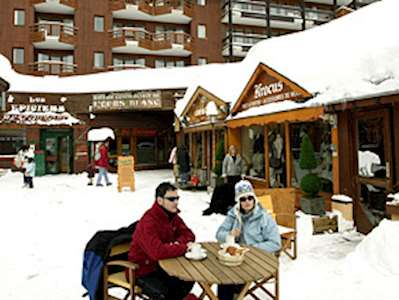 Skiing in Résidence Pierre & Vacances L'Ours Blanc - 2/3 rooms 6/7 persons