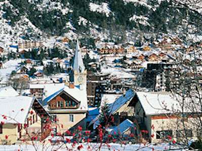 Résidence Pierre & Vacances L'Alpaga - 2/3 rooms 6/7  persons ski holidays