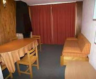 Le Curling B - 4 room apartment ski holidays