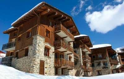 Grandes Alpes - Chalet Romeo