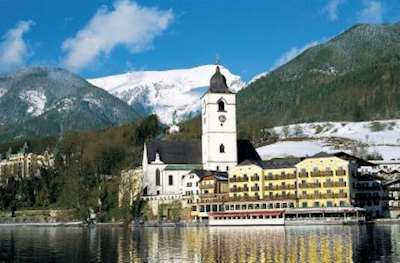 White Horse Inn (Hotel Weisses Rossl)