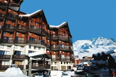 Silveralp Apartments