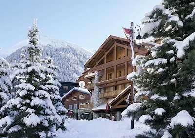 Aspen Lodge - Oak