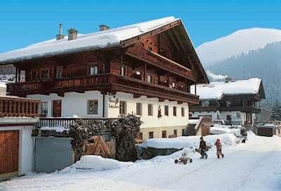 Haus Edelweiss, Alpbach