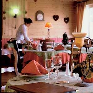 Hotel Les Tovets, restaurant