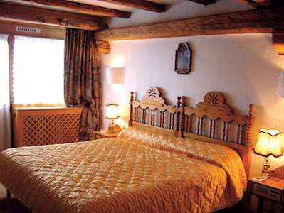 Hotel Bellecote, bedroom