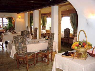 Hotel Bellecote, restaurant