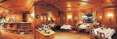 Sporthotel Reisch restaurant