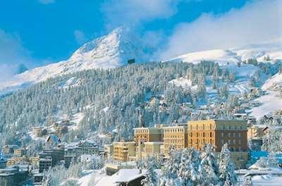 Kulm, St. Moritz