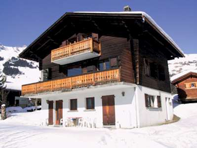 Chalet Tom Kitten, Verbier