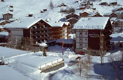 Hotel Alpen Resort  ski holidays