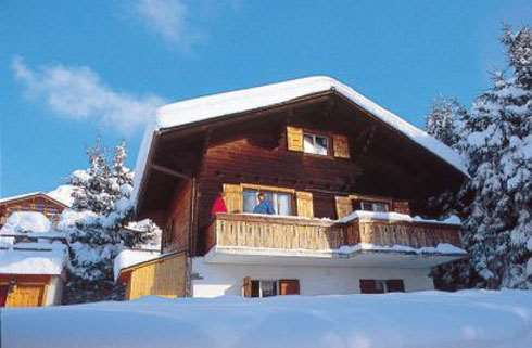 Chalet Itroz