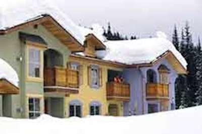 Sun Peak Village Condos