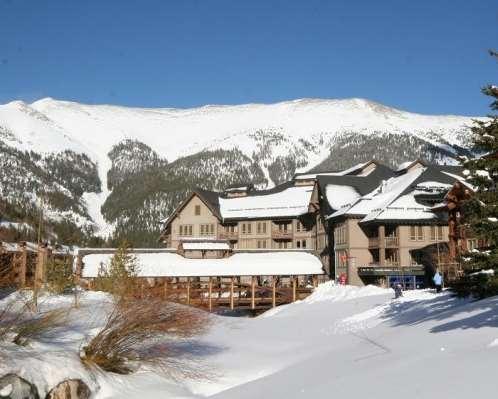 The village at copper copper mountain usa iglu ski for Copper village