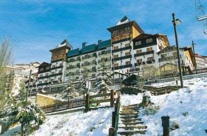 hotel kenia sierra nevada: