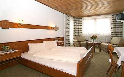 Skiing in Hotel Galturerhof