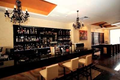 Bar, Hotel Iceberg, Borovets