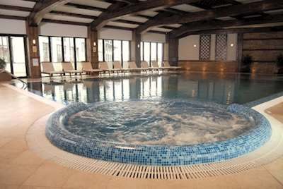 Swimming pool, Hotel Lion, Bansko