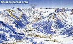 Neustift piste map