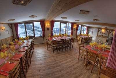 Chalethotel Les Avals ski holidays