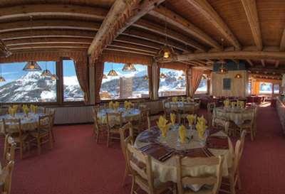 Chalethotel Graciosa ski holidays