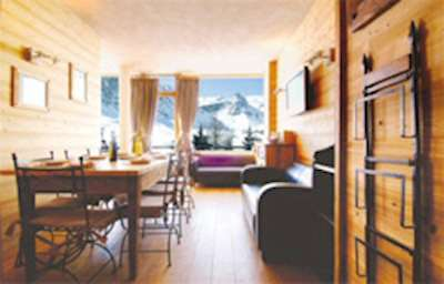 Grand Motte Apartments ski holidays