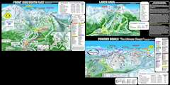Ski Big Three Trail Map