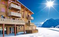 Les Chalets De L'adet - 1 Bedroom Alcove Apartment Sleeps 6
