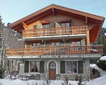 Chalet Hélianthe Picture