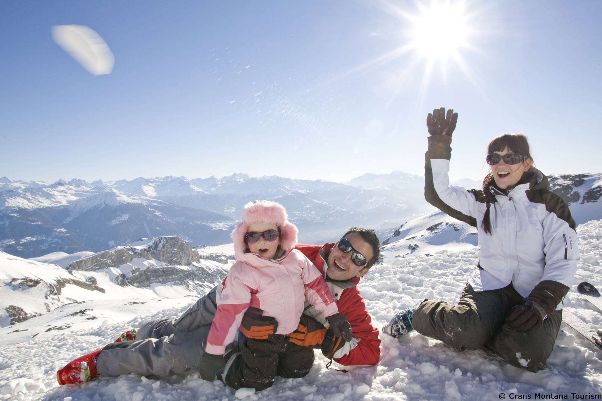 Crans Montana Ski Holiday