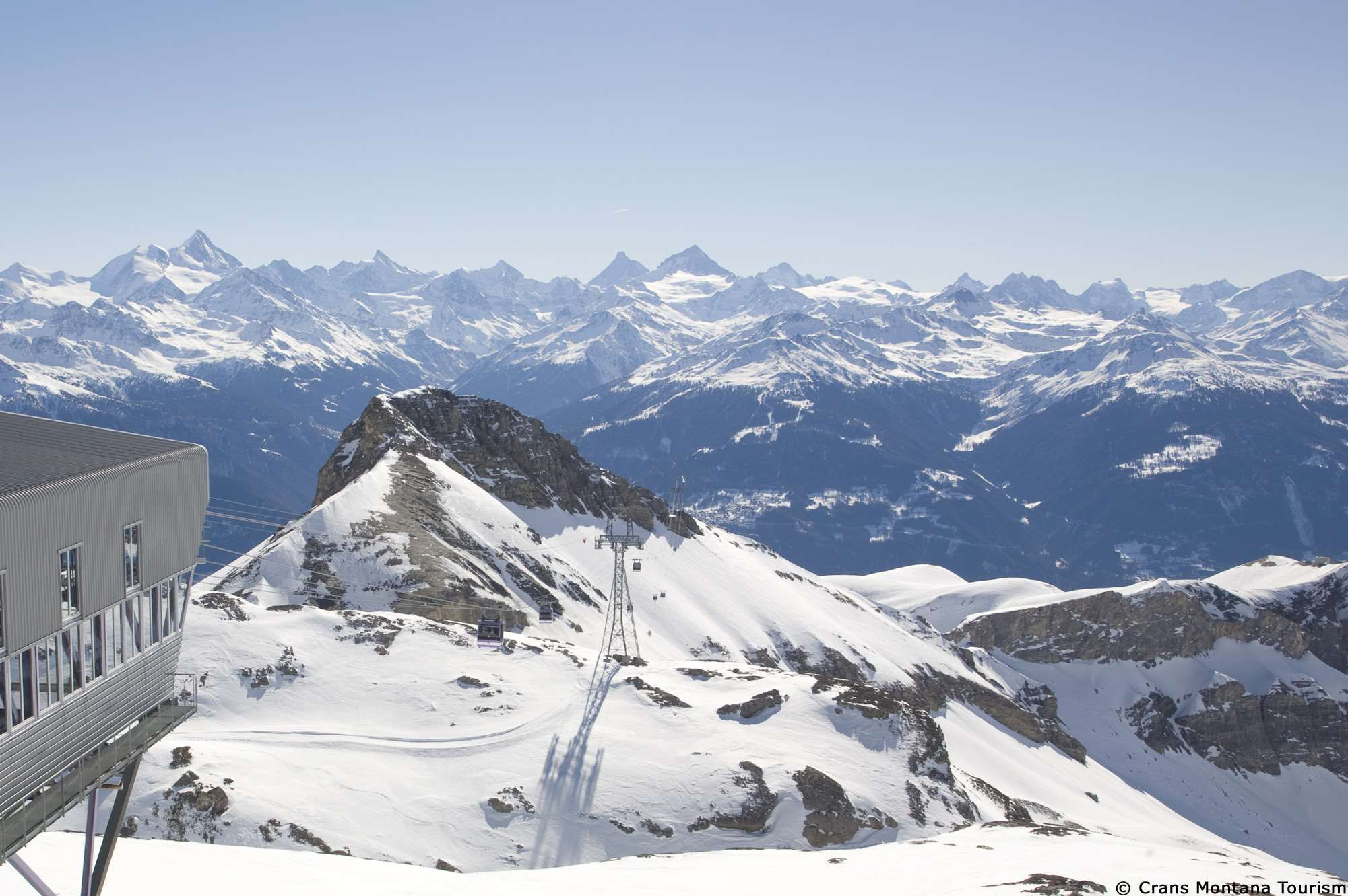 Crans Montana Switzerland  city photo : Montana Skiing holidays | Ski holiday Crans Montana | Switzerland ...