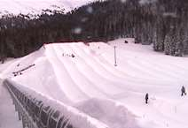 Kicking Horse webcam