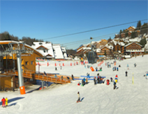 Meribel Chaudanne webcam