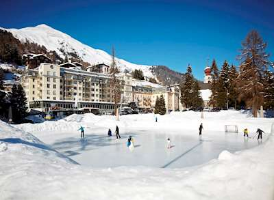 Hotel Seehof Davos Picture