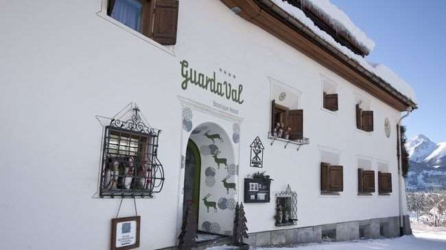 Romantik Boutique Hotel GuardaVal Picture