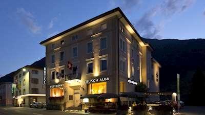 Hotel Crusch Alba Picture