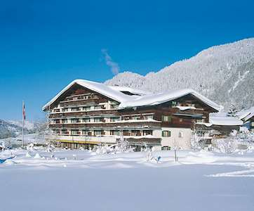 Sunstar Hotel Klosters Picture