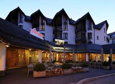 Hotel Schweizerhof Picture