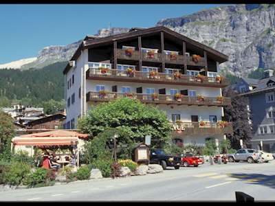 Hotel Bellevue Flims Dorf Picture