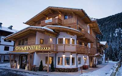 Chalet Vites Resort Picture