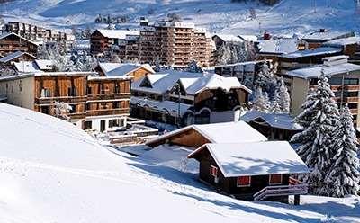 Hotel Mercure Les Deux Alpes Picture