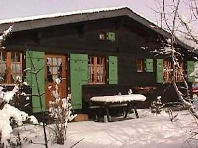 Lutin, Chalet Picture