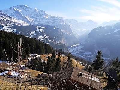 Jungfrau an der Ledi (CH3823.150.1) Picture