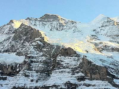 Jungfrau an der Ledi (CH3823.150.2) Picture