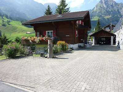 Chalet Spannortblick Picture