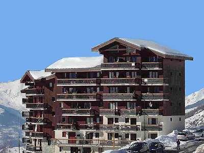 Les Balcons D'Olympie (FR7358.650.4) Picture
